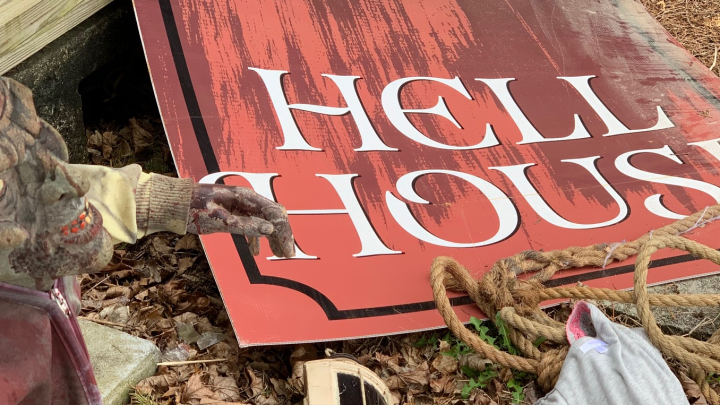 Hell House 3: Lake Of Fire