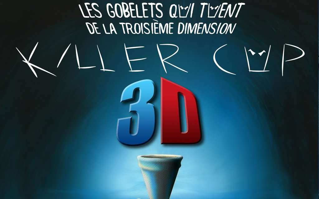 Killer Cup 3D - Critique du film d'A.normale JeF.