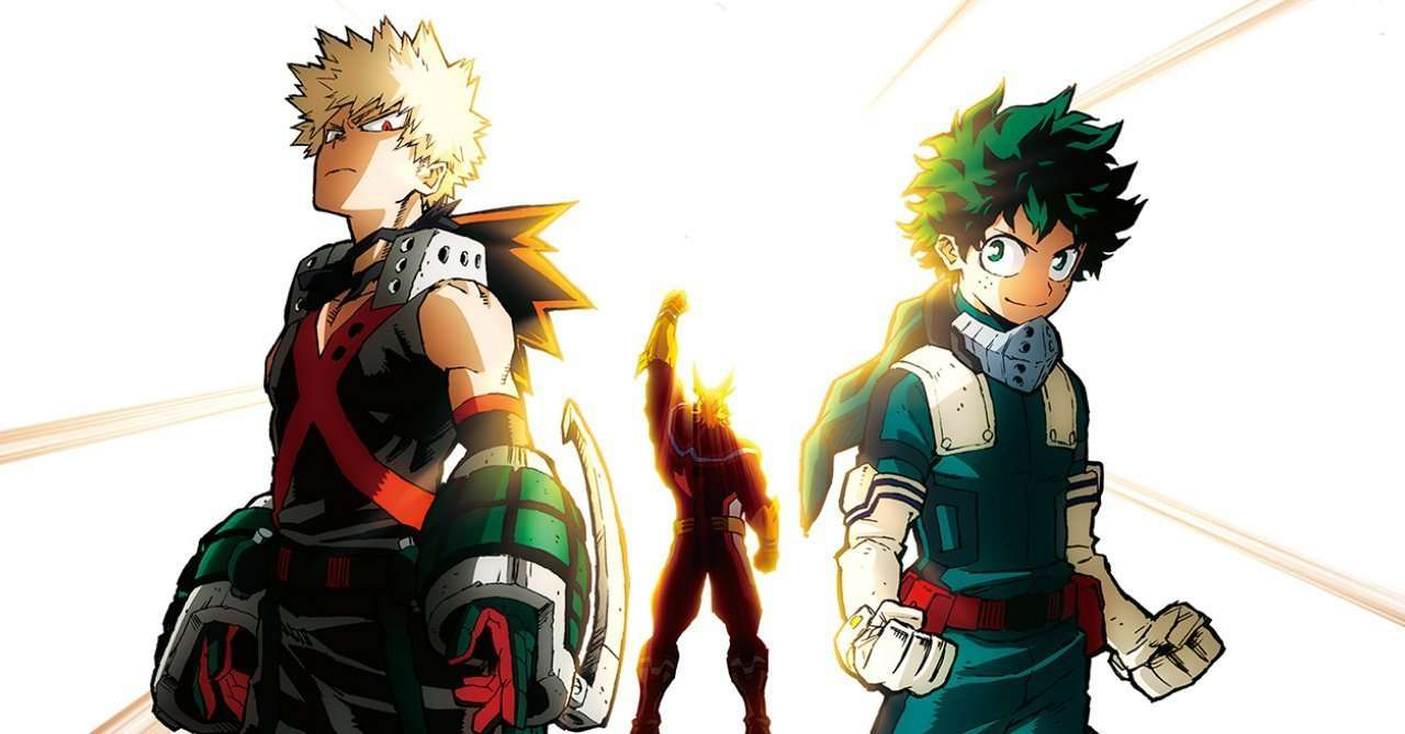 My Hero Academia THE MOVIE Heroes: Rising