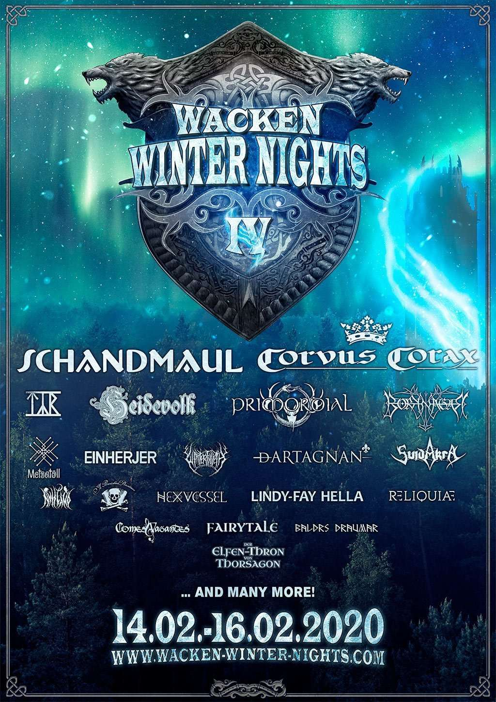 Wacken Winter Nights 2020