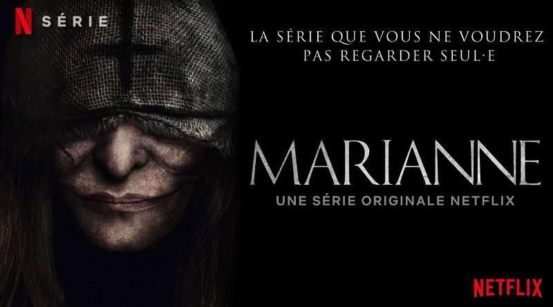 Marianne: la série d'horreur surnaturelle francaise est sur Netflix