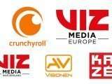 Crunchyroll et VIZ Media Europe