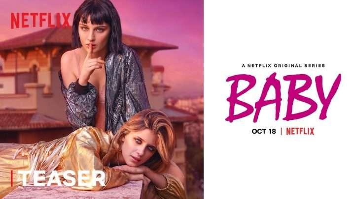 Joie de fille saison 2: la série Baby revient sur Netflix en octobre