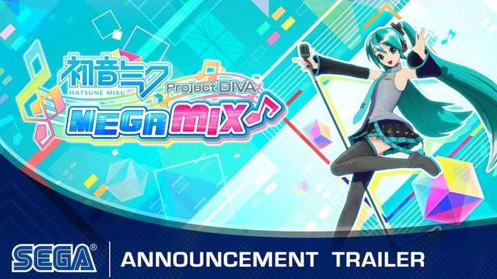 Hatsune Miku: deux nouveaux jeux vidéo pour la célèbre vocaloïd