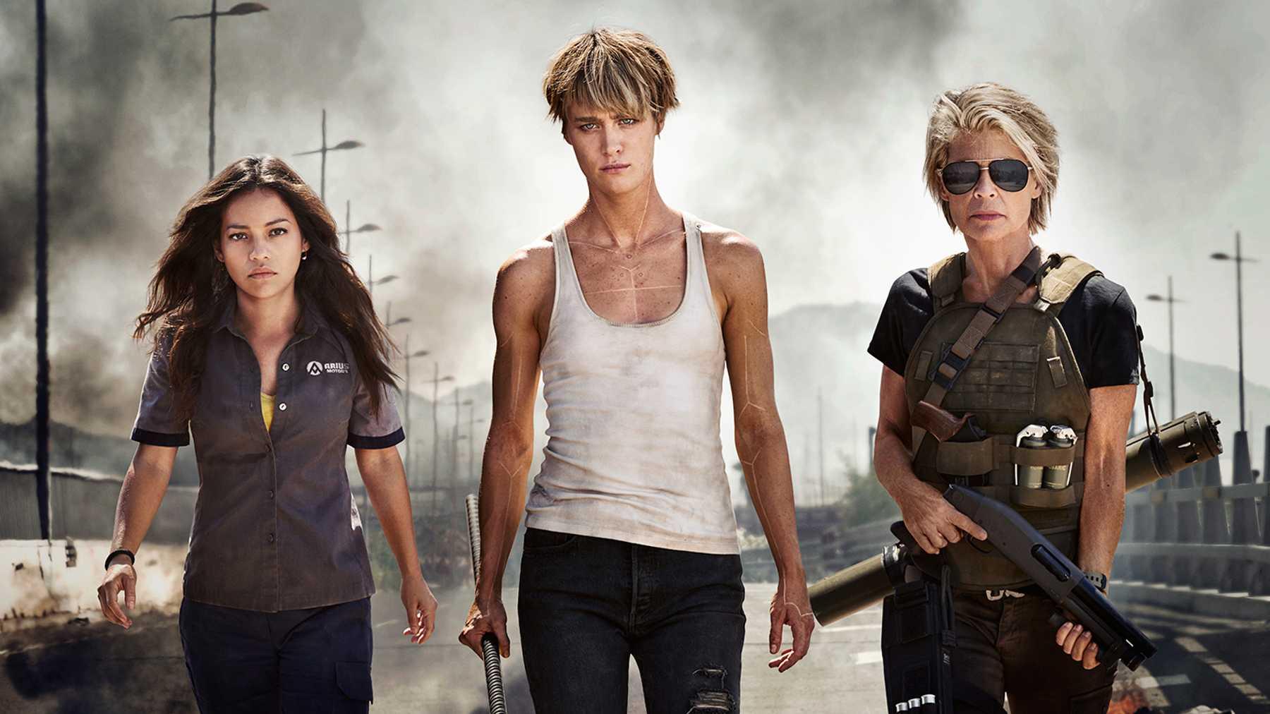 Terminator : Sombre Destin