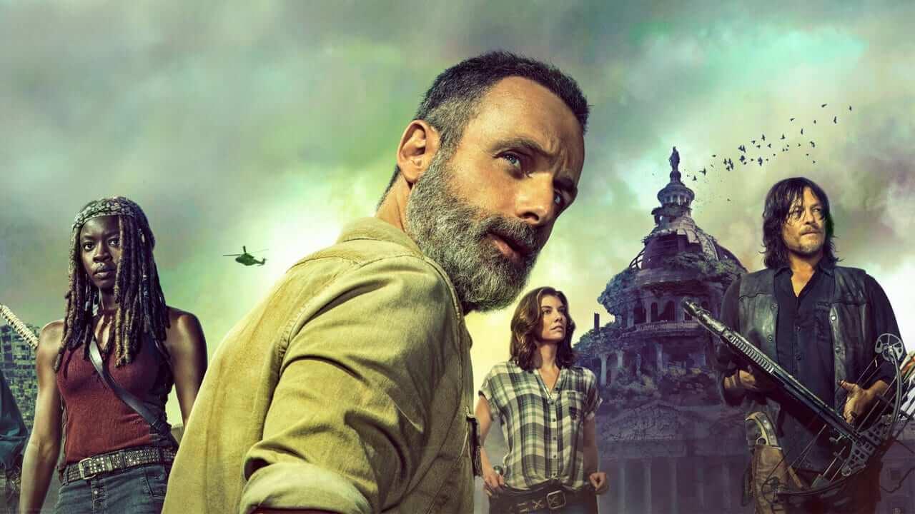 Serien Stream Walking Dead 9