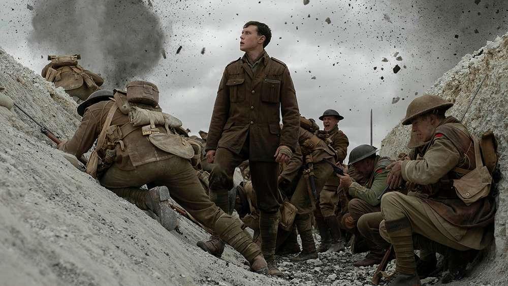 Impressionnant trailer pour 1917 de Sam Mendes