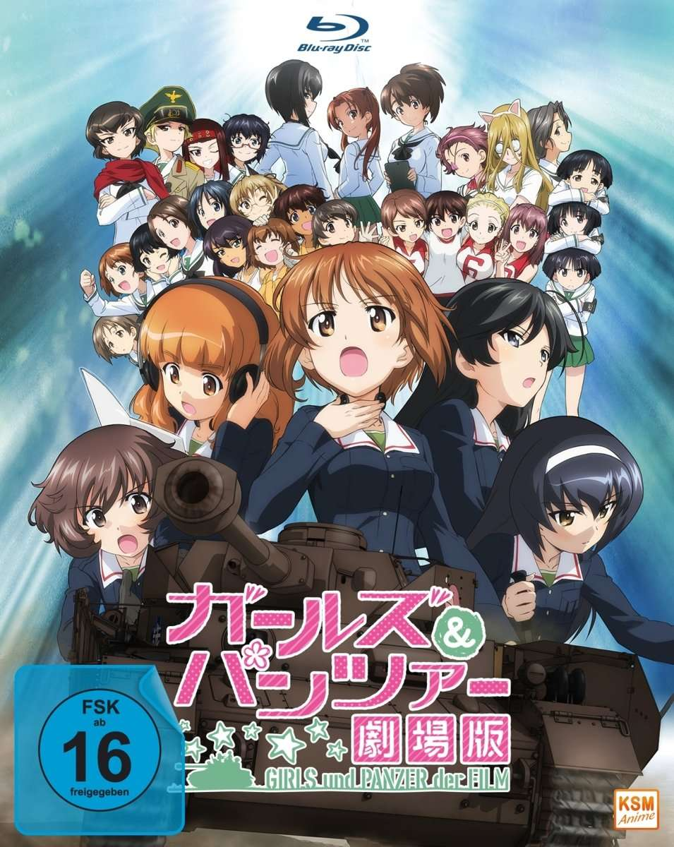 Girls & Panzer : Le film