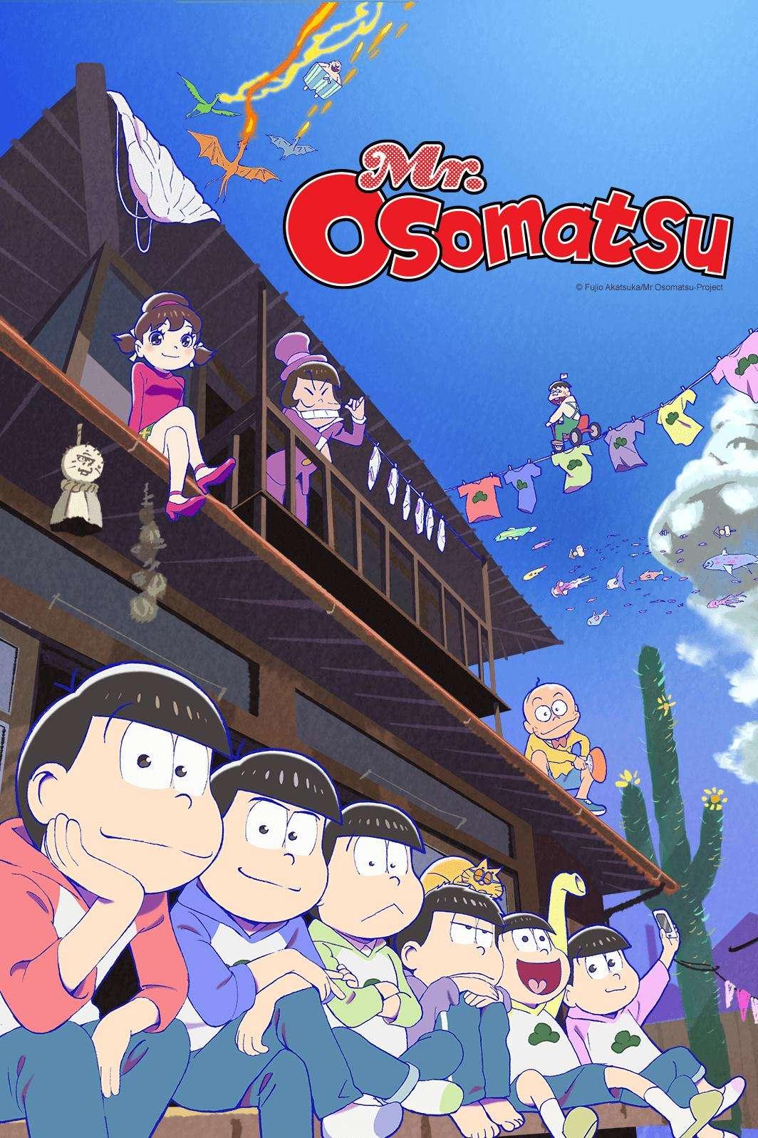 Mr. Osomatsu THE MOVIE