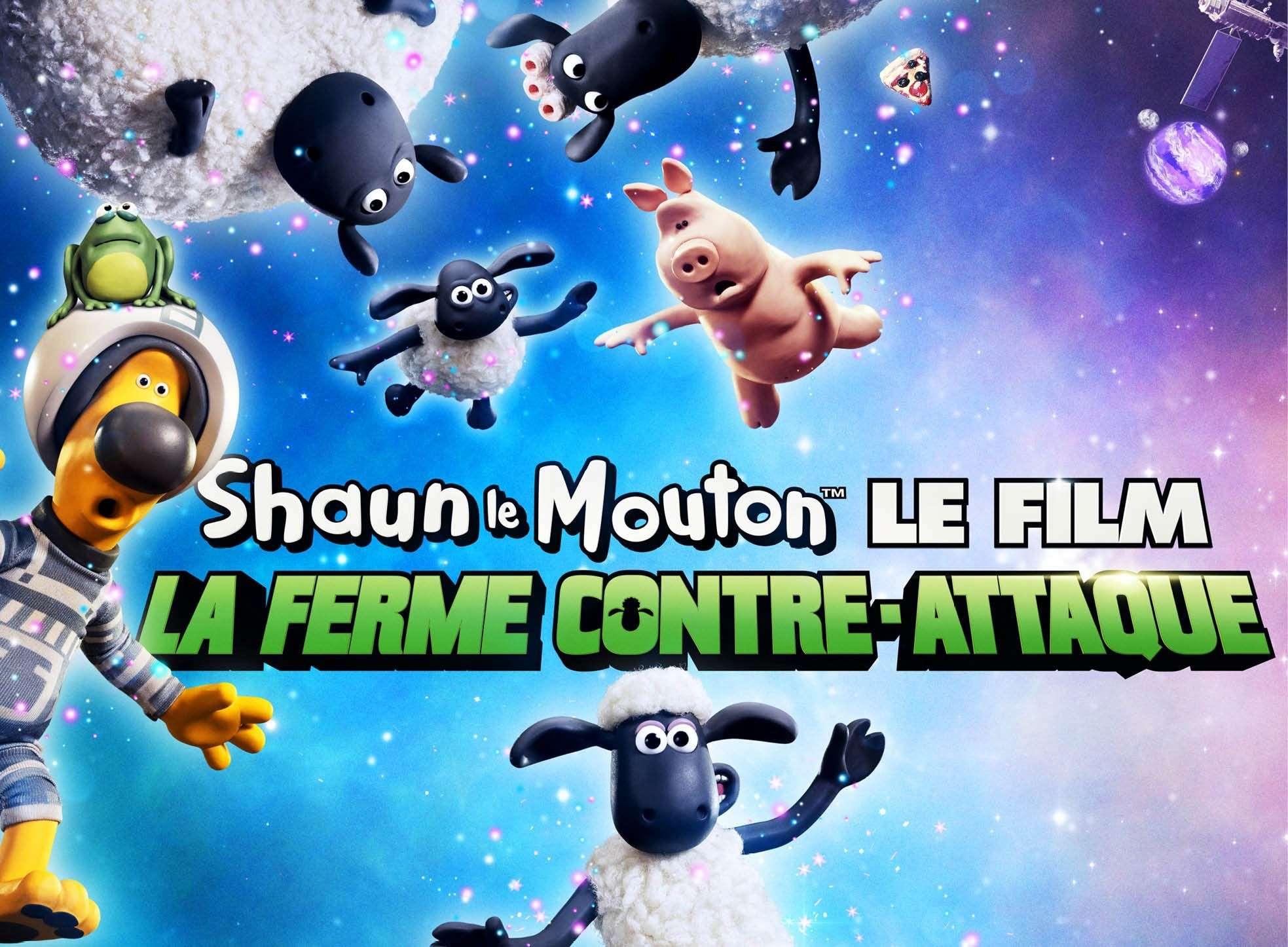Shaun le mouton  La ferme contre-attaque