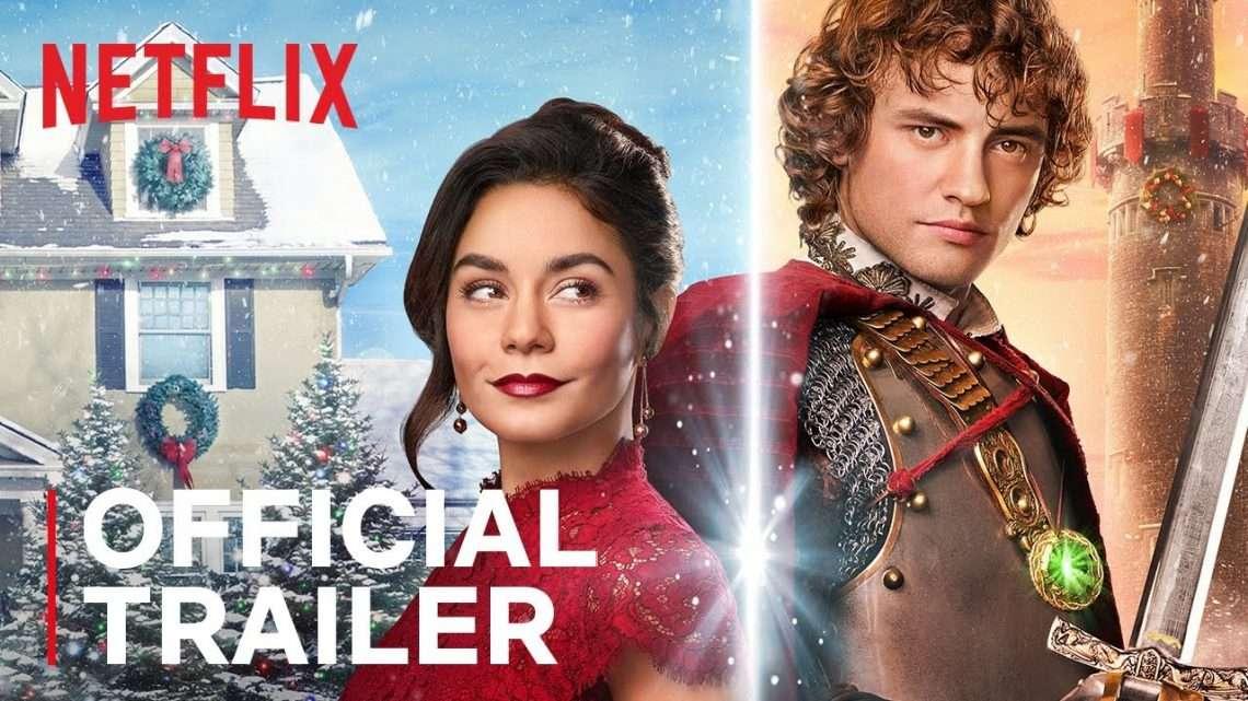 L'alchimie de Noël: Netflix dévoile un trailer pour The Knight Before Christmas