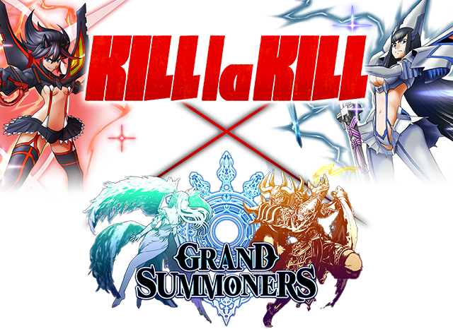 Grand Summoners x Kill la Kill