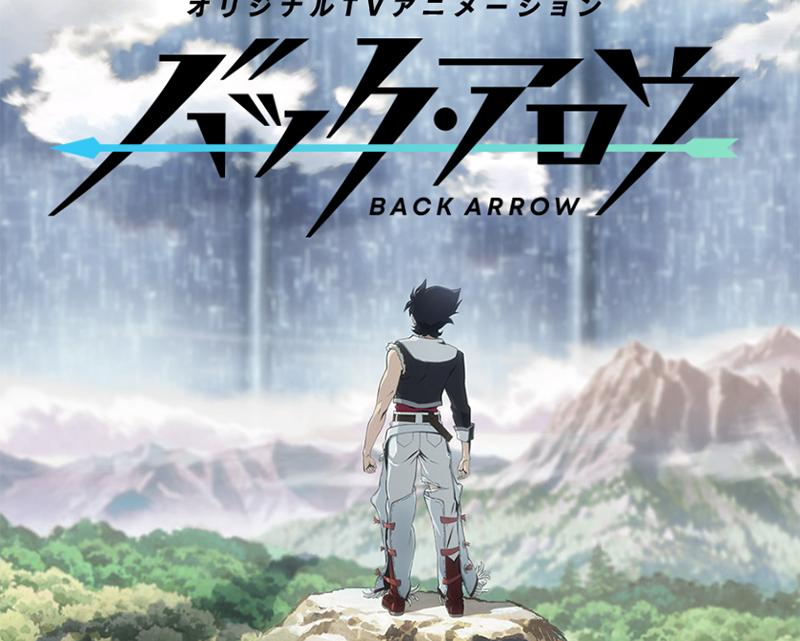 Back Arrow un animé par le réalisateur de Code Geass !