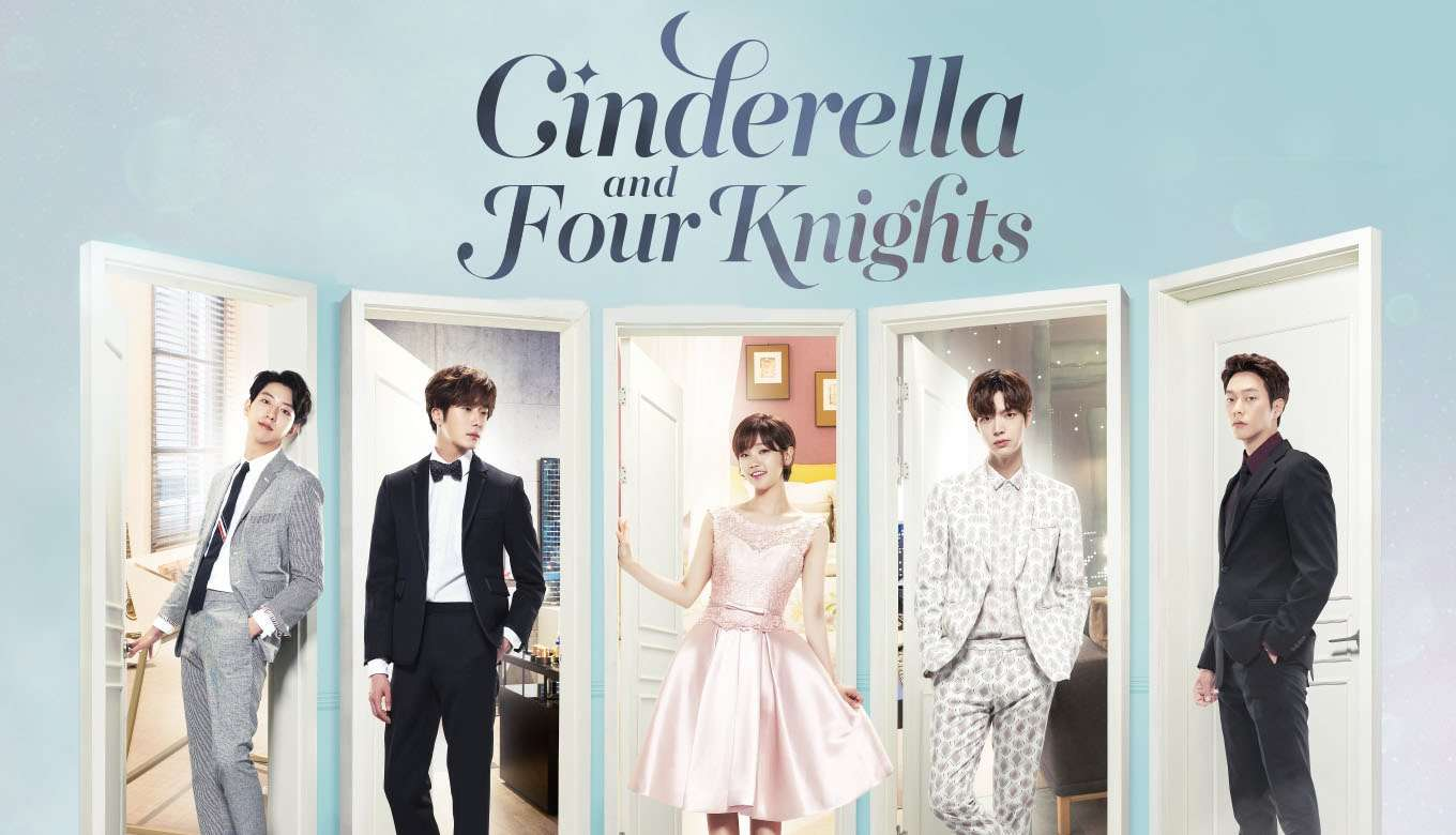 Cinderella and the Four Knights