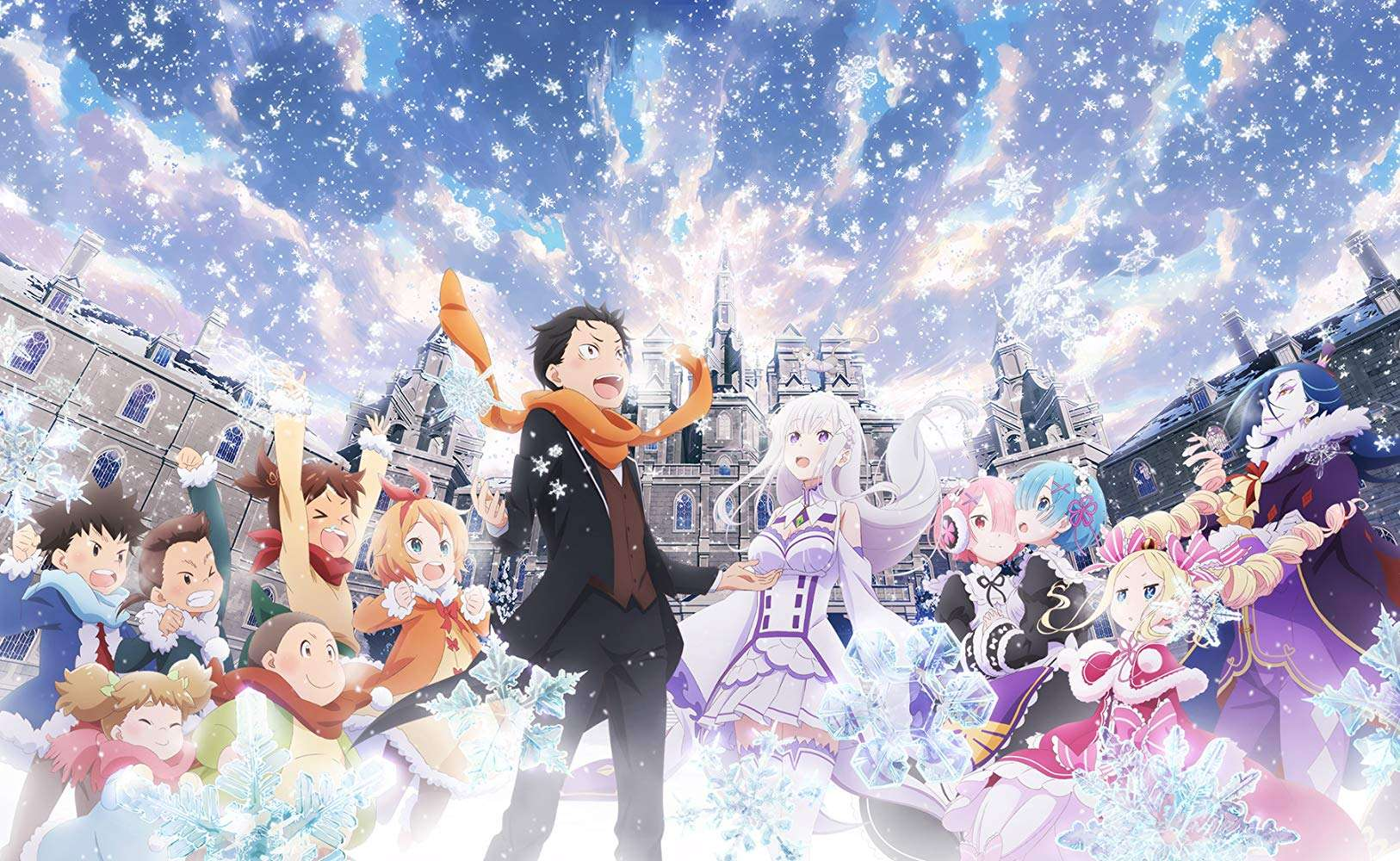 ReZERO -Starting Life in Another World-