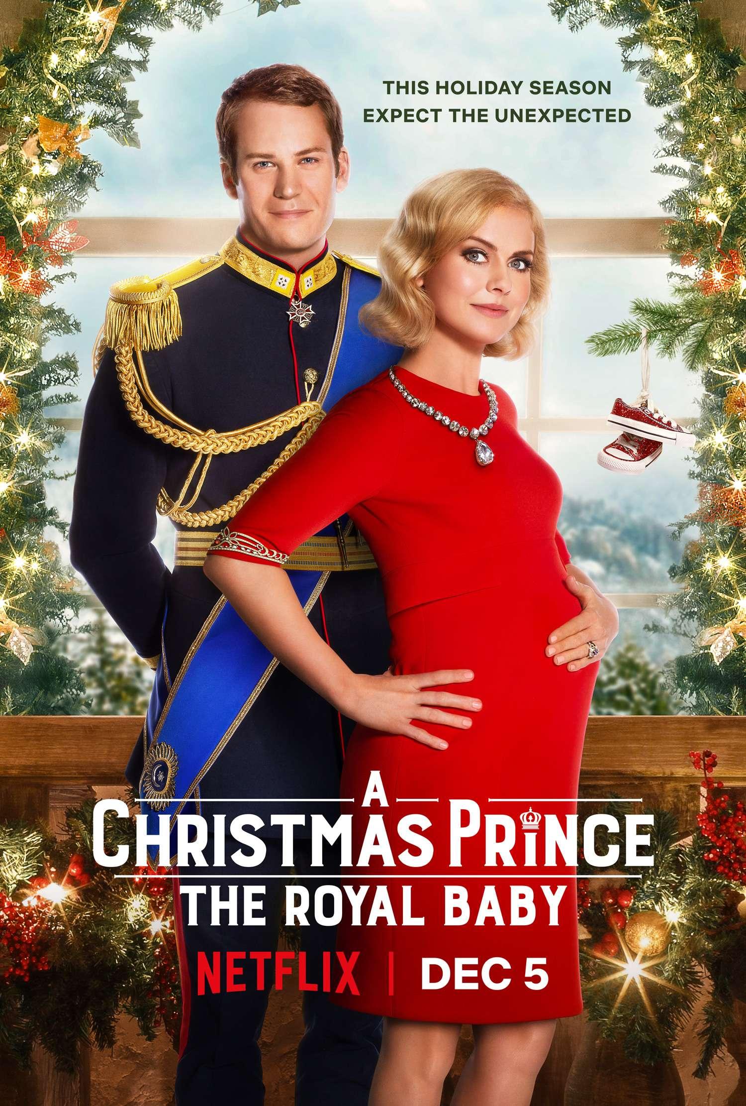 Un prince pour Noël  Le bébé royal