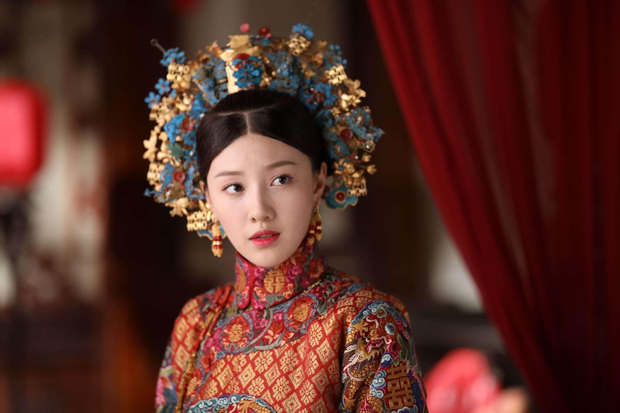 Le palais Yanxi : Les aventures d'une princesse