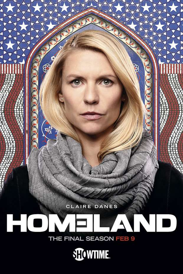 Homeland saison 8