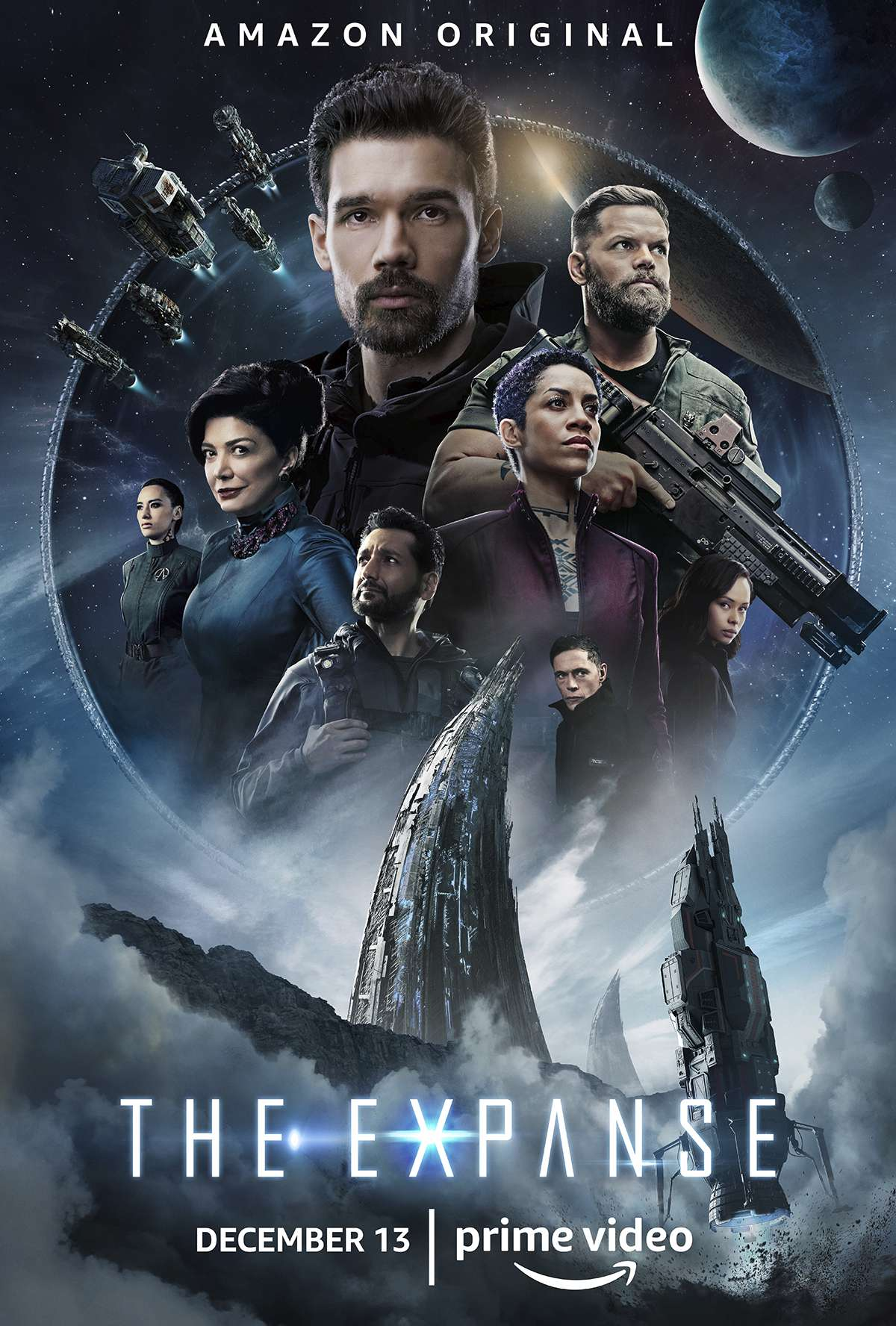 The Expanse saison 4