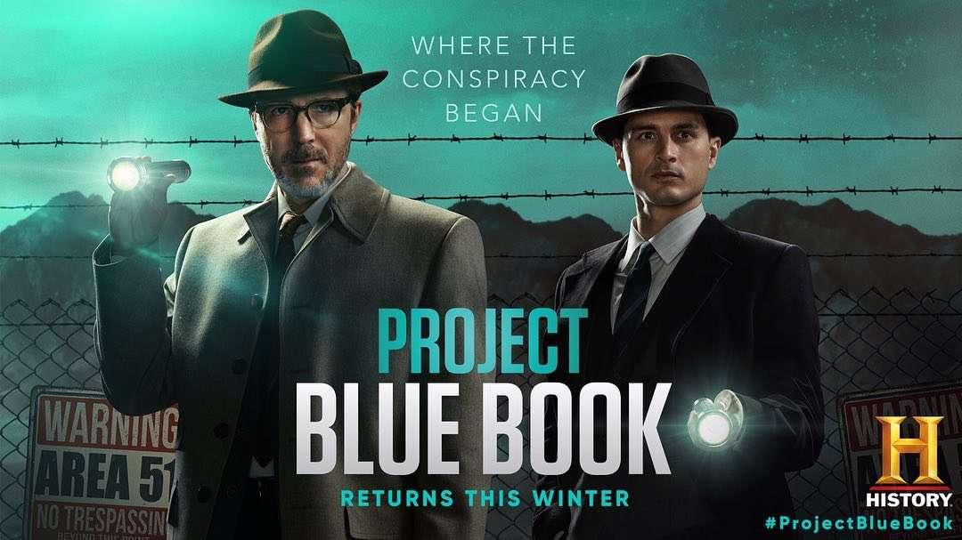 Project Blue Book saison 2