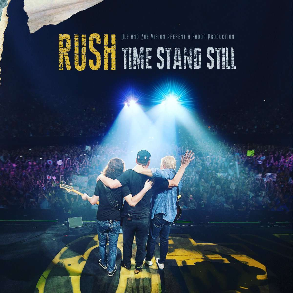 Rush Time Stand Still