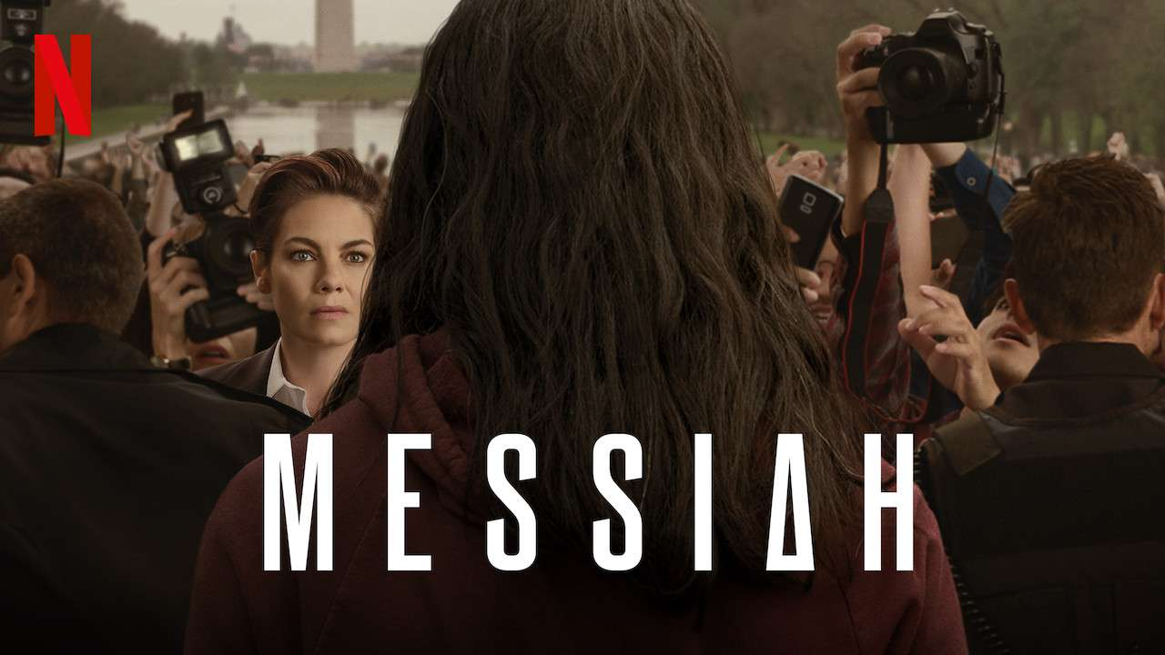 Image result for messiah netflix poster
