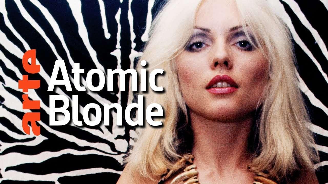 Debbie Harry  Atomic Blondie