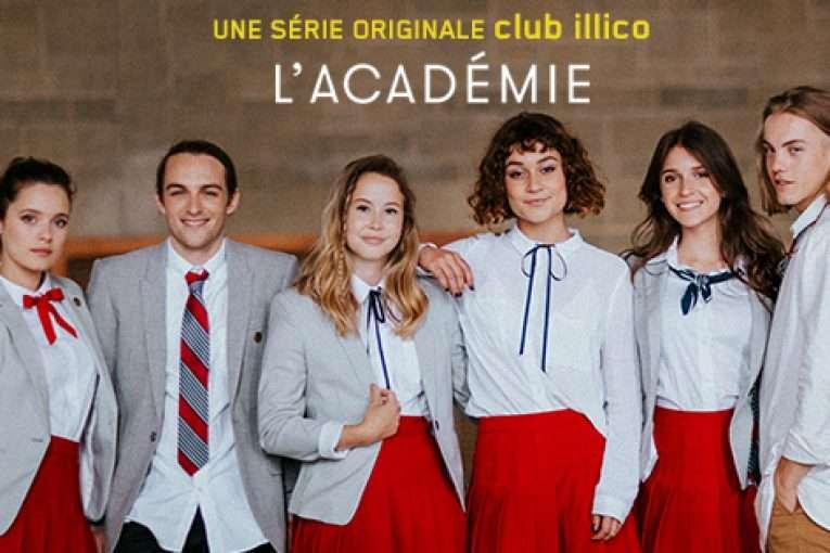 L'Académie saison 3