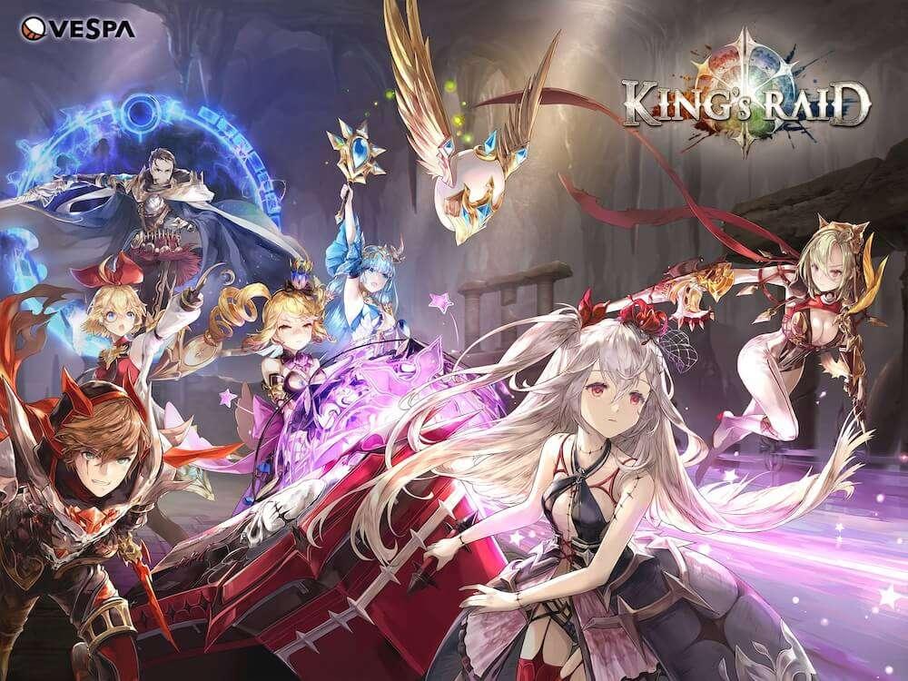 KINGs-RAID