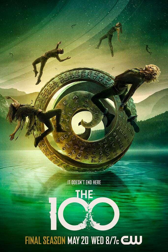 Les 100 saison 7: la série The 100 est de retour en VF sur Netflix