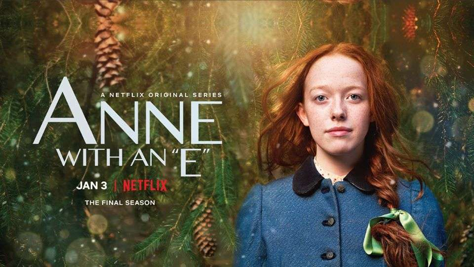 Anne with an E saison 3
