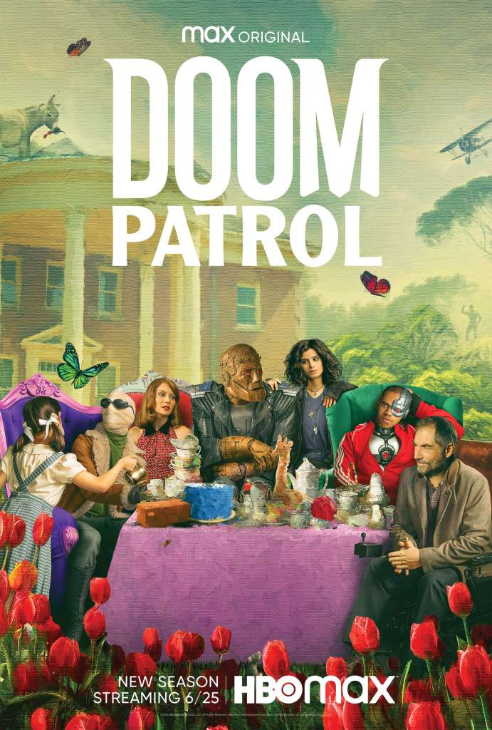 Doom Patrol saisons 2