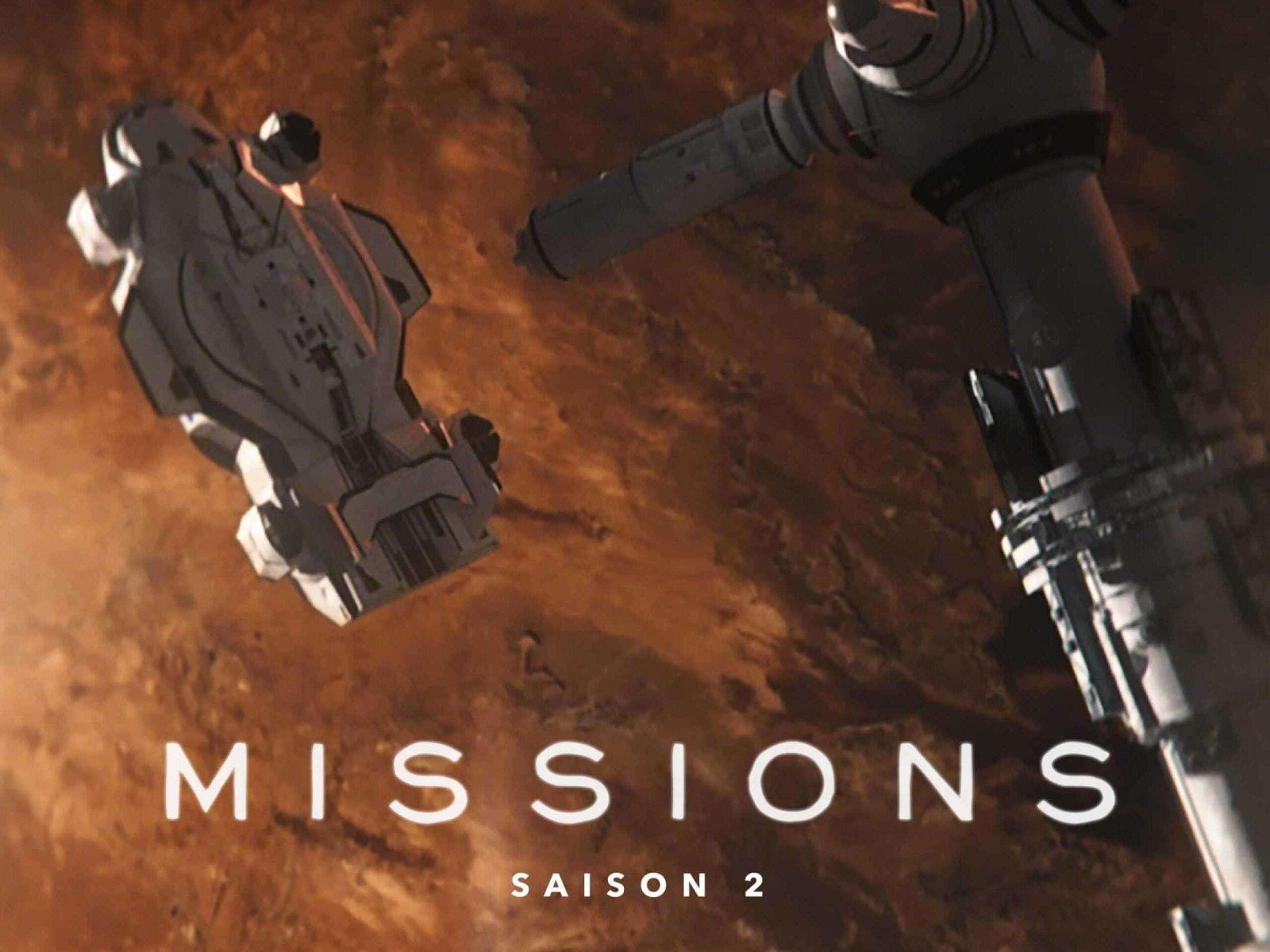 missions saison 2