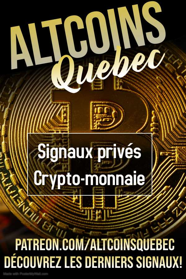 Altcoins Quebec