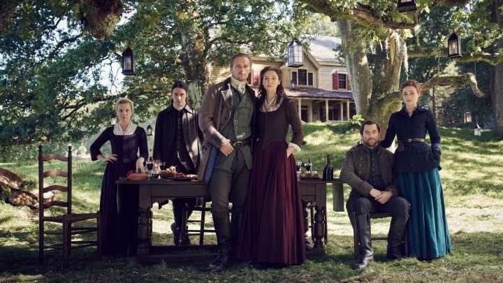 Outlander - Le chardon et le tartan saison 5