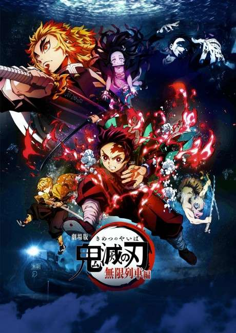 Demon Slayer: Kimetsu no Yaiba The Movie: Mugen Train