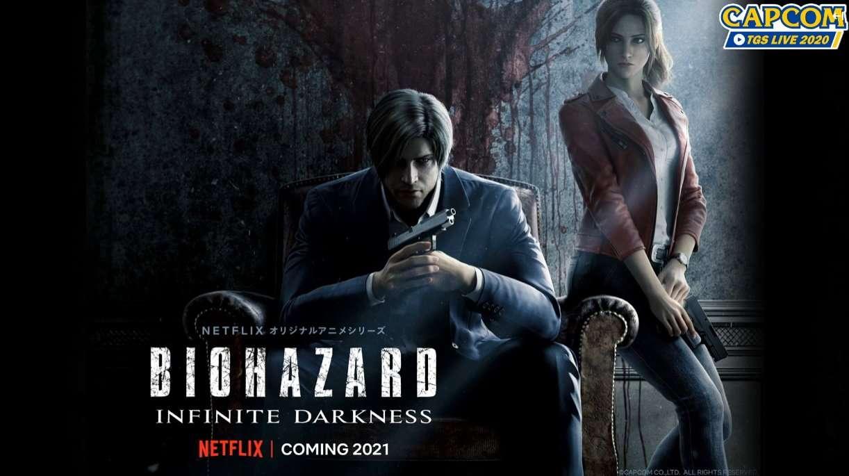Infinite Darkness, un nouveau film d'animation — Découvrez Resident Evil
