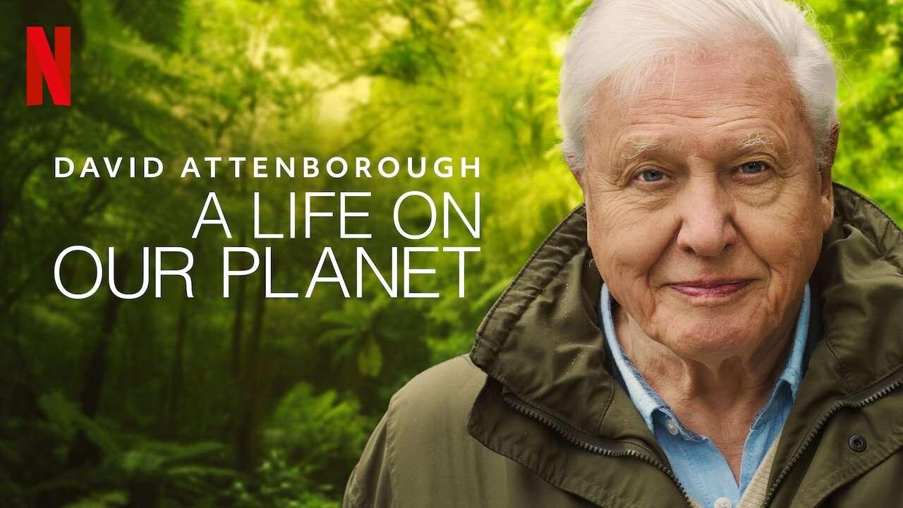 David Attenborough  Une vie sur notre planète