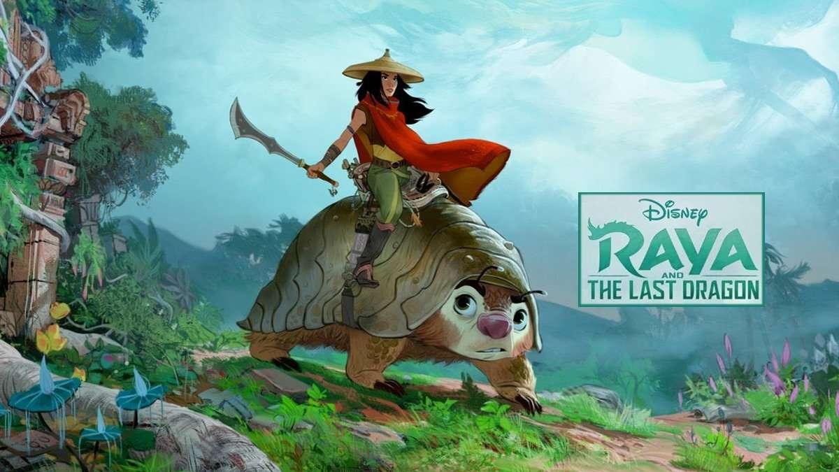 Raya et le Dernier Dragon
