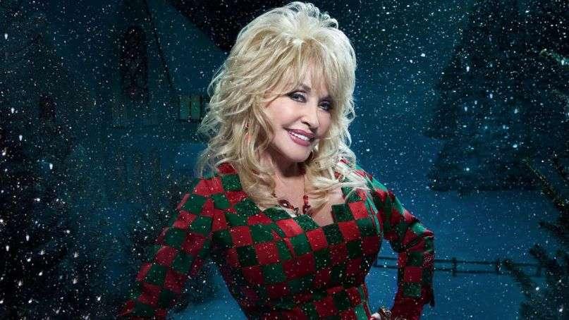 Dolly Parton  C'est Noël chez nous