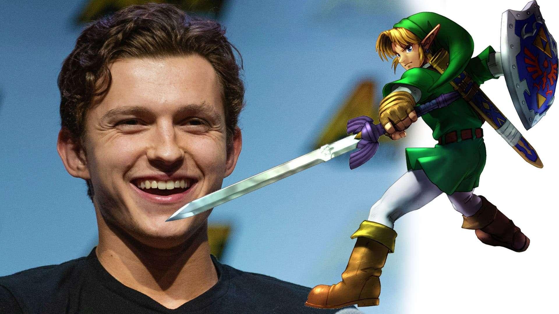 The Legend of Zelda Tom Holland