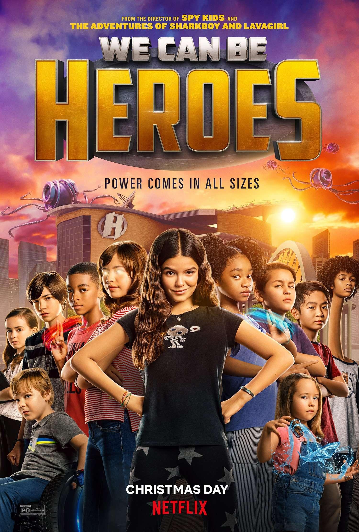 C'est nous les héros