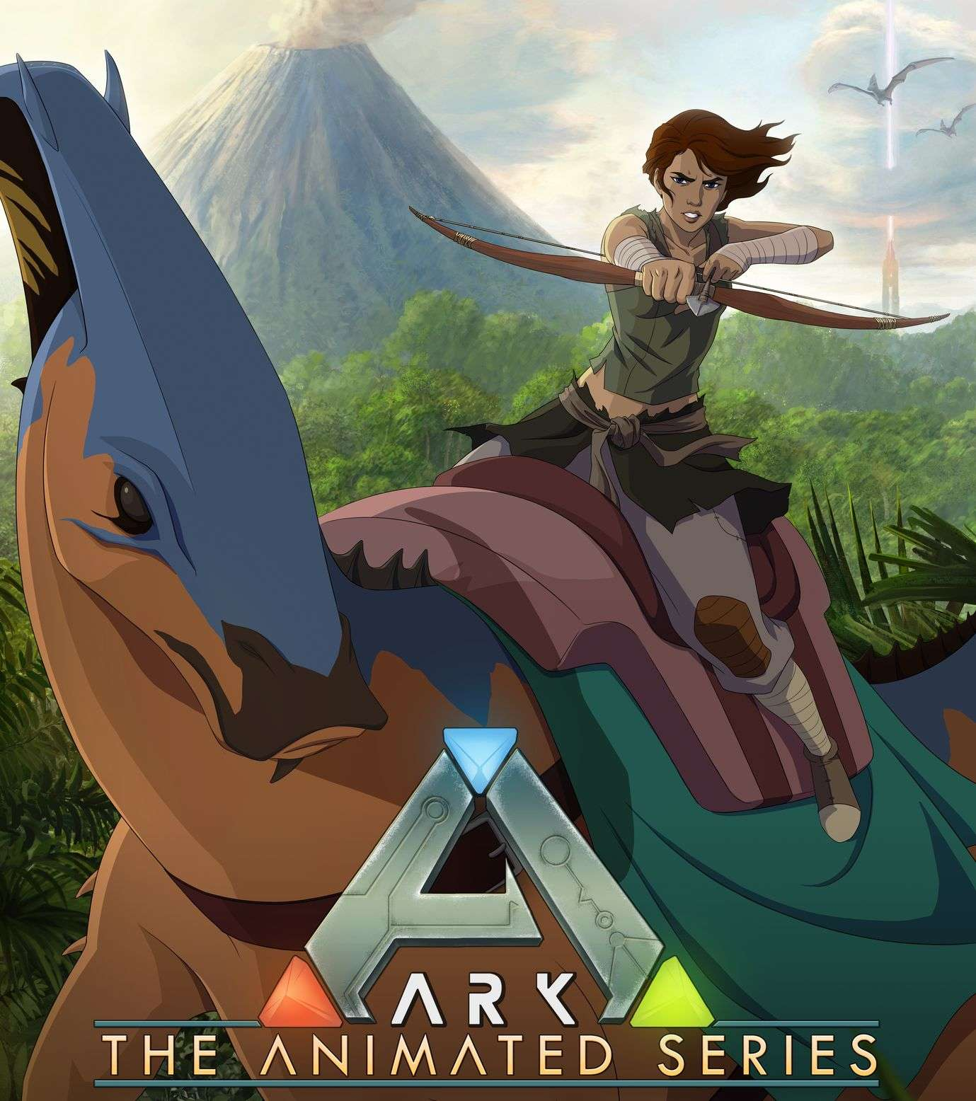 Ark : The Animated Series