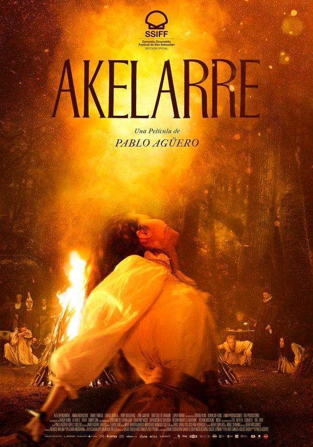 Les sorcières d'Akelarre