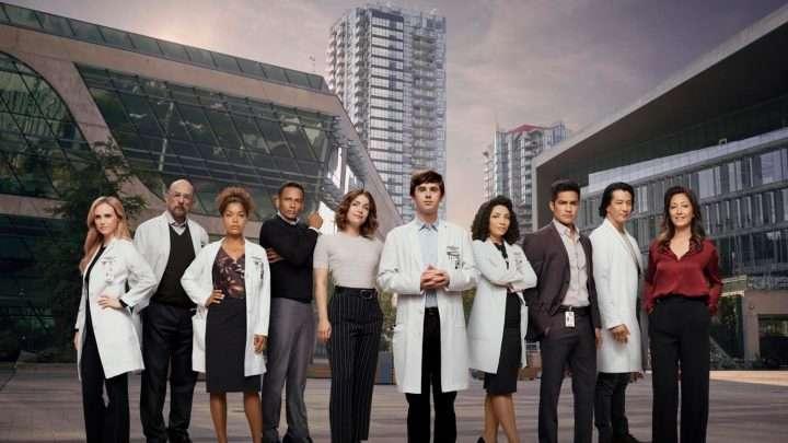 Le Bon Docteur saison 4